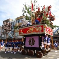 敦賀祭りに行ってきました!